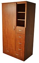 Baltic Signature Wardrobe Chest 210