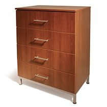 Siena 4 Drawer Dresser 210