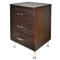 Corilam Corzina Bedside Cabinet 3 Drawer
