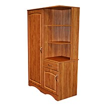 Corilam Baltic Designer Wardrobe Beside Shelf 210