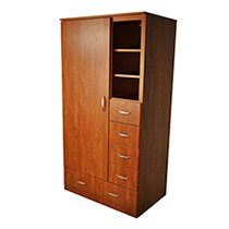 Corilam Baltic Signature Wardrobe Chest 210