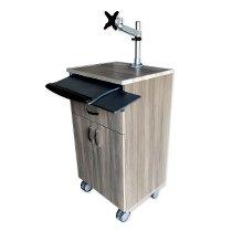 CFC Healthcare 350-1055 Perinatal Door Cart