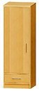 CFC Healthcare 407-051L Monaco Single Wardrobe