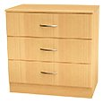 CFC Healthcare 402-0230 Baltic Signature 3 Drawer Dresser
