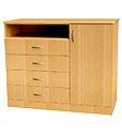 CFC Healthcare 408-0635 Combination Cabinet