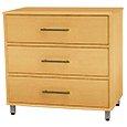 CFC Healthcare 409-0230 Paxton 3 Drawer Dresser